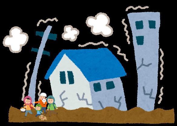 震災のイメージ|西山動物病院|千葉県・流山市・松戸市・柏市・埼玉県
