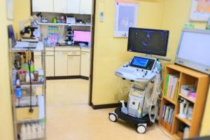 院内設備[検査]|西山動物病院|南流山